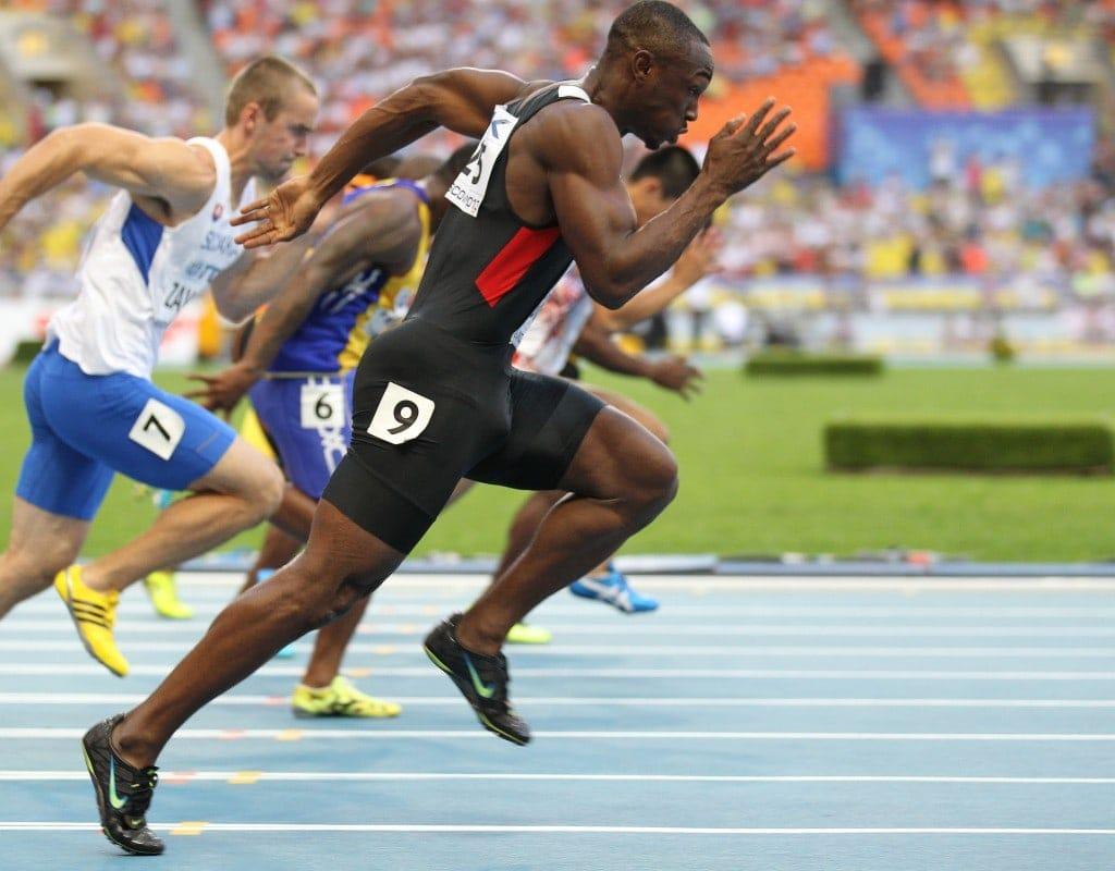 100m   Athletics Canada