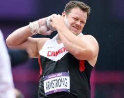 Dylan Armstrong finally gets his bronze