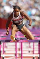 Phylicia George sets sights on gold