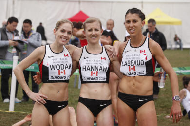 Hannah and Knight lead Canada at 2015 IAAF World Cross Country Championships