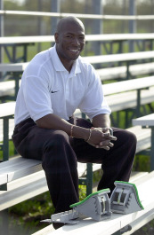 Glenroy Gilbert to lead men's 4x100m program