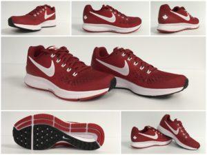 Nike Air Zoom Pegasus Team Canada running shoes