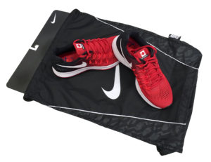 Nike Air Zoom Pegasus Team Canada running shoes