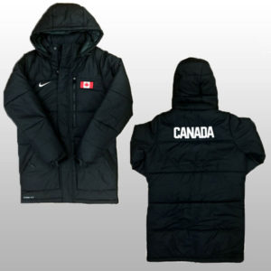 Nike Team Canada Alliance Parka