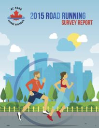 2015 Road Running Survey Report