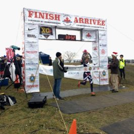 Proudfoot repeats; Gollish wins first senior title at Canadian Cross Country Championships