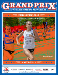 Annie Leblanc Q&A – Grand Prix d'Athlétisme de Montréal