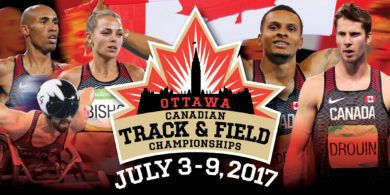 Media Advisory – Olympic gold medallist Derek Drouin and four Rio Olympians/Paralympians to preview 2017 Canadian Track & Field Championships