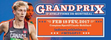 Grand Prix d'athlétisme de Montréal accueillera athlètes de niveau national, international, et paralympiques