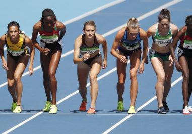 Duo olympique canadien en tête d'affiche du 1500 m féminin au Speed River Inferno