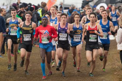 Abbotsford to host 2019 and 2020 Cross Country Championships