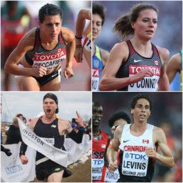 Dévoilement d'un groupe élite pour les Championnats canadiens de 5 km 2017