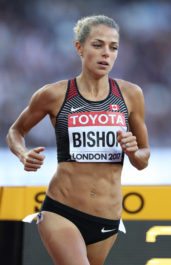 Melissa Bishop places fifth on last day of IAAF Worlds; Canada ends Worlds with 12 Top 8 finishes