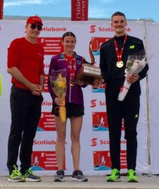 Sexton, Hofbauer victorious at the 2017 Canadian Marathon Championships