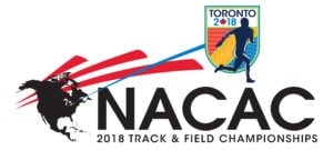 NACAC Toronto 2018 combo logo