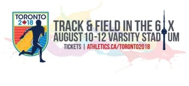 Track & Field in the 6ix – Media launch