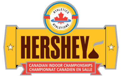 Fast times and solid performances at the 2018 Hershey Canadian Indoor U18 / U20 Championships
