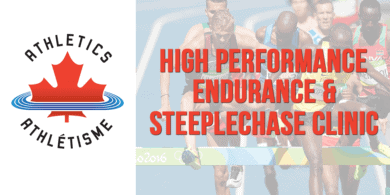 Athletics Canada's West Hub to host High Performance Endurance & Steeplechase Coaching Clinic March 16-17