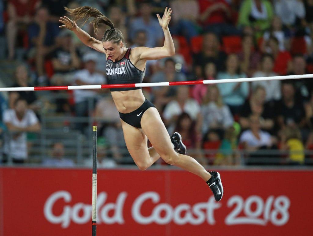 Canadian Women Make Olympian Marks Despite Wind — Harry
