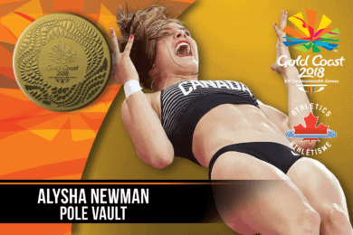 Newman wins GOLD in record-setting fashion; Ahmed, Schultz and Crew land on the podium