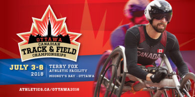 Media Advisory: Paralympic gold medallist and World champion Brent Lakatos joins athlete panel for 2018 Canadian Track & Field Championships press conference