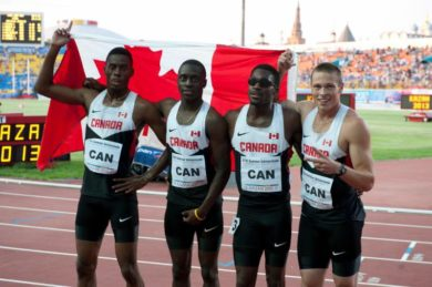 Team Canada medal count upgraded at 2013 FISU Summer Universiade following doping infractions