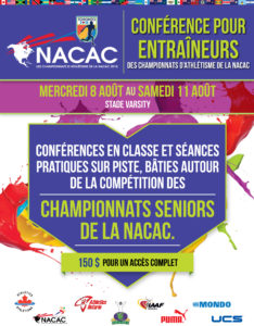 NACAC Coaching Conference - Page 1 FR