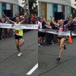 Flanagan et Wodak remportent les titres canadiens sur 5k à la course Yourville Run