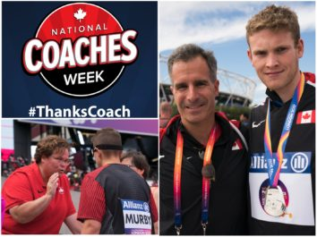 #ThanksCoach – National Coaches Week