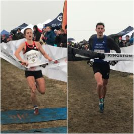 Geneviève Lalonde and Lucas Bruchet take 2018 Canadian Cross Country Championship senior titles
